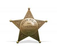 Значок индийской полиции