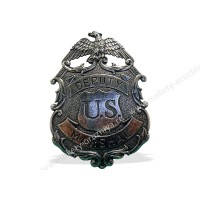 Значок маршала США с орлом