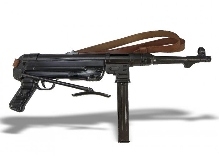 Шмайсер МП-40