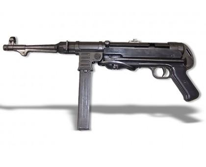 Автомат Шмайсер МП-40