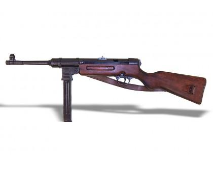 Немецкий Автомат Шмайсер MP-41 с ремнем