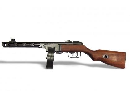 Автомат ППШ (пистолета-пулемёта Шпагина)