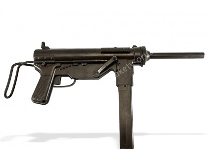 Пистолет-пулемёт m3 Grease Gun США 1942 г.