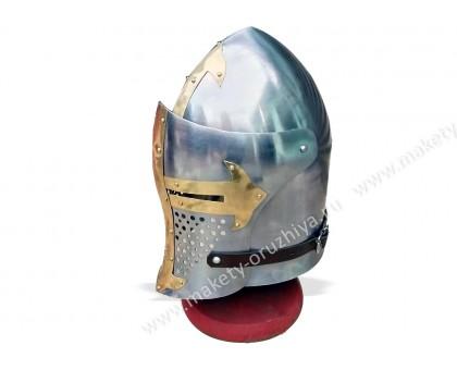 Шлем Сахарная Голова с открывающимся забралом
