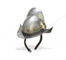 Шлем Морион пехотинца Ландскнехта
