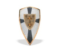 Щит Карла Великого рыцарский