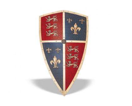 Щит принца Уэльского рыцарский