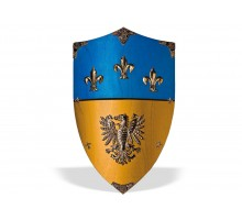 Щит Карла Великого геральдический