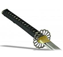 Меч катана premium черные ножны