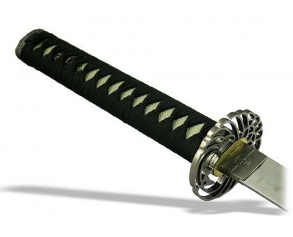 Катана сувенирная черные ножны