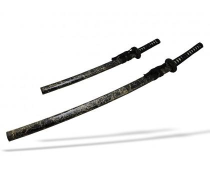 """Набор самурайских мечей """"Мрамор"""""""