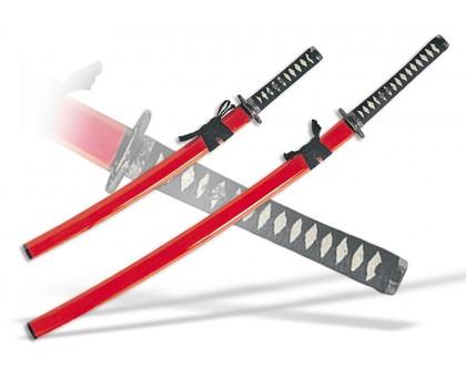 """Набор самурайских мечей """"Огненный мрамор"""""""