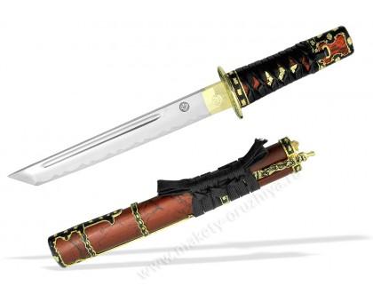 "Японский нож танто ""Токугава"" премиум"
