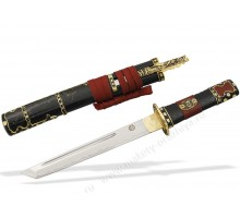 "Японский нож танто ""Минамото"" премиум"