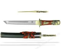 """Японский нож танто """"Шиматцу"""" премиум"""