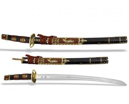 """Вакидзаси """"Минамото"""" самурайский меч"""