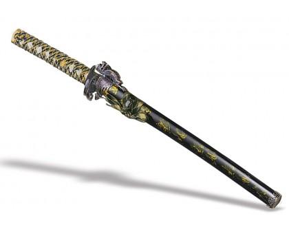 """Вакидзаси """"Медный Дракон"""" самурайский меч"""