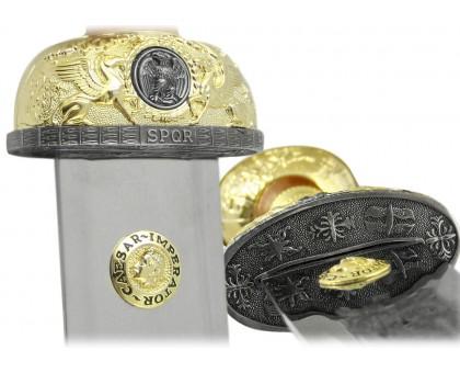 Меч Гладиус золото