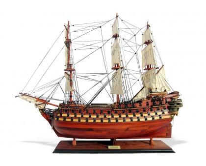 """Модель линейного корабля """"Бретань"""" средний Франция"""