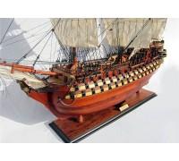 """Модель линейного корабля """"Бретань"""" большой Франция"""
