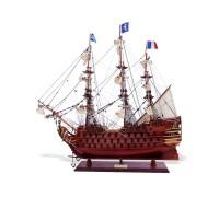 """Модель корабля """"Le Royal Louis"""" средний Франция"""