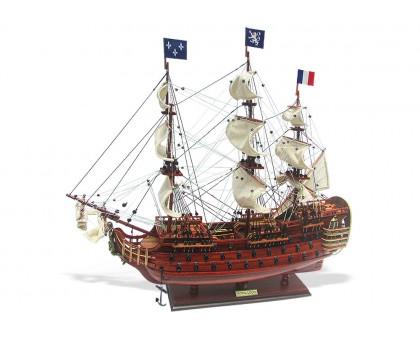 """Модель корабля """"Le Royal Louis"""" большой Франция"""