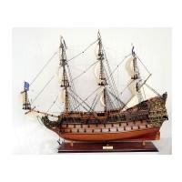 """Модель линейного корабля """"Солей Рояль"""" малый Франция"""