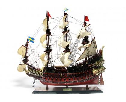 """Модель корабля """"Ваза"""" средний Швеция"""