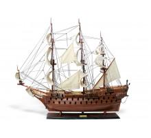 """Модель корабля """"De Zeven Provincien"""" Голландия"""