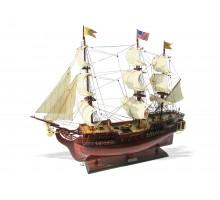 """Модель корабля """"USS Bonhomme Richard"""" большой США"""