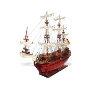 """Модель корабля """"Сан Фелипе"""" малый Испания"""
