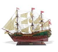 """Модель корабля """"Norske Love"""" большой Дания"""