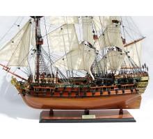 """Модель корабля """"HMS Bellona"""" средний Англия"""