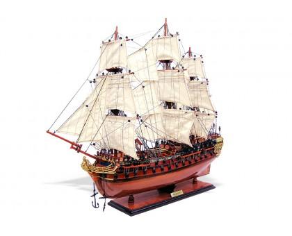 """Модель корабля """"HMS Bellona"""" большой Англия"""
