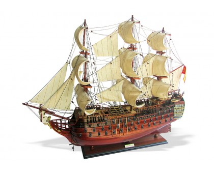 """Модель корабля """"Санта Ана"""" Испания"""