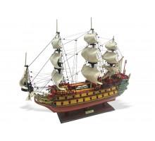 """Модель корабля """"HMS Unicorn"""" средний Англия"""