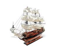 """Модель корабля """"Герб Гамбурга III"""" большой Голландия"""