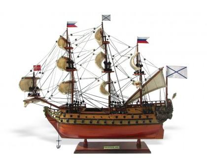 """Модель линейного корабля """"Ингерманланд"""""""