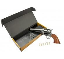 """Револьвер Кольт Миротворец 5½"""" дюймов 45 калибр 1873 год с 6 патронами"""