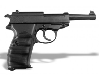 Пистолет Вальтер П-38 (Walther P38)