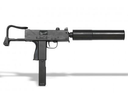 Пистолет-пулемет Ingram Mac 11 с глушителем