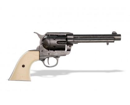"""Револьвер Кольт Миротворец 5½"""" дюймов ствол 45 калибр 1873 год"""