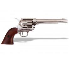 Револьвер Кольт кавалерийский блестящий .45 калибр 1873 года