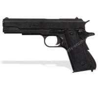 Пистолет Кольт м1911а1 45 калибра (Colt m1911a1) пластиковые накладки разборный