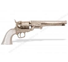 Револьвер Кольт морского флота 1851 пластиковые накладки