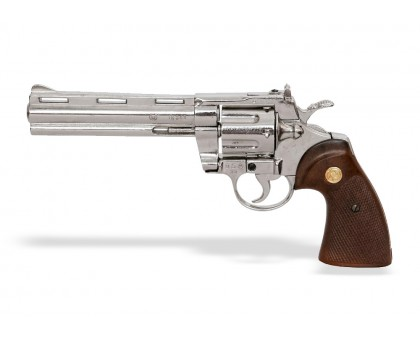 Револьвер 357 Magnum 6-ти дюймовый серебристый