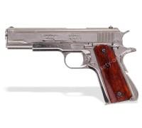 Пистолет Кольт м1911а1 45 калибра (Colt m1911a1) лакированные накладки разборный