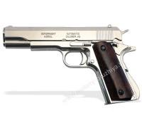 Пистолет Кольт м1911а1 45 калибра (Colt m1911a1) лакированные накладки