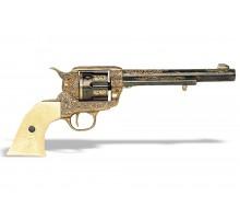 Револьвер Кольт кавалерийский парадный .45 калибр 1873 года