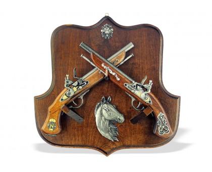Трофей с двумя кремневыми пистолями